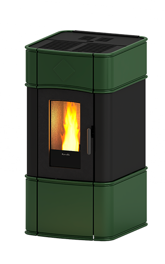 Pellet stoves, fireplaces, pellet thermostoves and boilers | Ravelli ...
