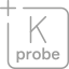 Thermocouple probe 'K'